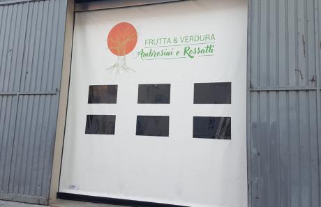 Fornitura e posa nuova porta rapida presso Ambrosini e Rossatti srl: Immagine Elenchi