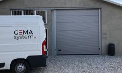 Fornitura e posa di nuova porta sezionale a Cosio Valtellino: Immagine Elenchi