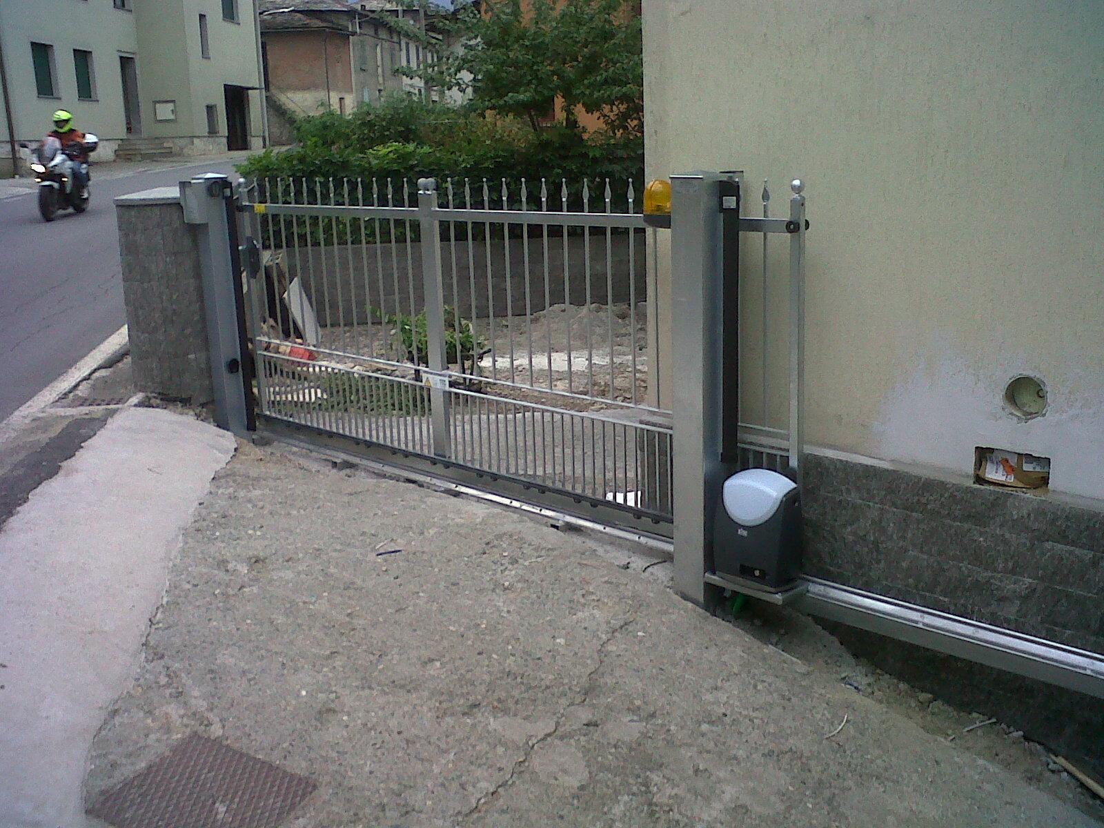 Schema Elettrico Per Automazione Cancello : Automazione cancelli di gema system partner con ditec