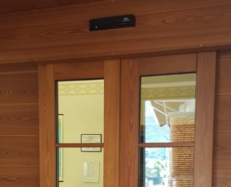 Nuova porta automatica presso azienda di Tirano: Immagine Elenchi
